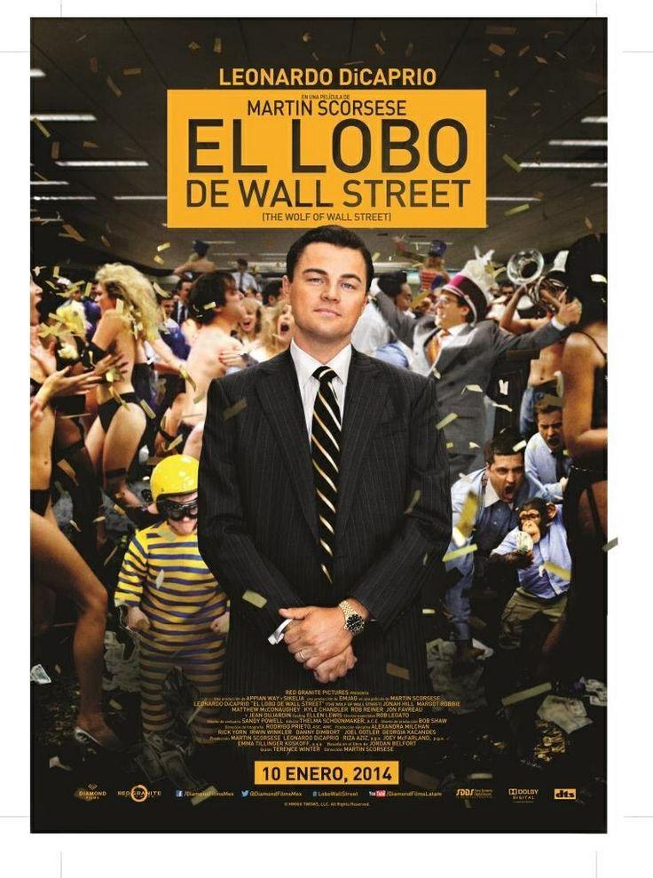 El lobo de Wall Street:  Fantástica, exagerada y divertida. Alguna escena es grandiosa.