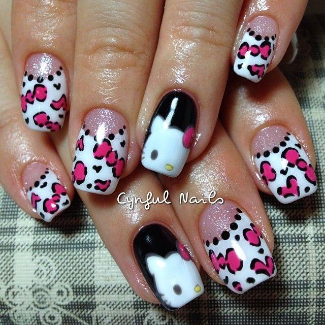 Little Google1 Nail Art: 1000+ Images About Kawaii Nails On Pinterest