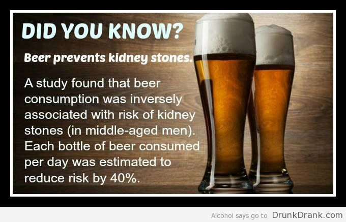 Best Beer To Drink For Kidney Stones