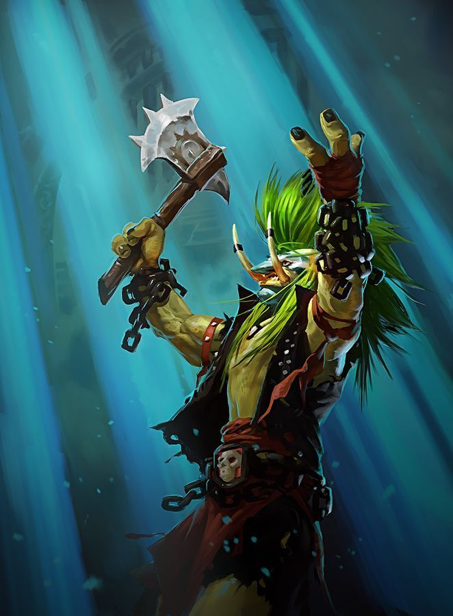 Pin by Crocodile Rocker on hearthstone art in 2019