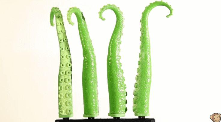 Tentáculos verdes USB – TECNOARTES.NET
