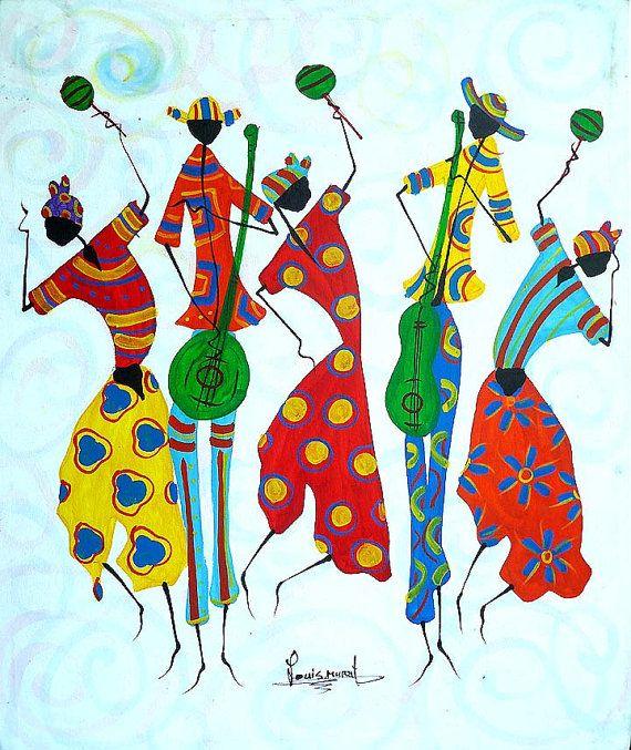 234 best Haitian Art - Haitian Paintings - Canvas ...