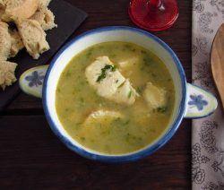 Imagem de Sopa de cação à alentejana | Food From Portugal