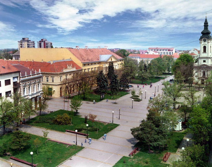 Revelion la Kikinda Serbia Individual