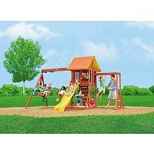 Cedarbrook Wood Gym SetPeanut, Toysrus, Backyards