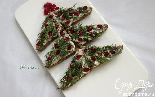 Бутерброды с печенью трески | Кулинарные рецепты от «Едим дома!»