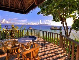 Panglao Island Nature Resort and Spa   Bingag, Dauis, Bohol 6339 Kaart Ligging: Dauis - Panglao Island Type: Resort Goed gelegen in Dauis - Panglao Island, is het Panglao Island Nature Resort and Spa het ideale vertrekpunt voor uw excursies in Bohol. Op slechts 10.0 km afstand, kan dit 4.5-sterren hotel eenvoudig worden bereikt vanaf het vliegveld. Dankzij de praktische locatie liggen...