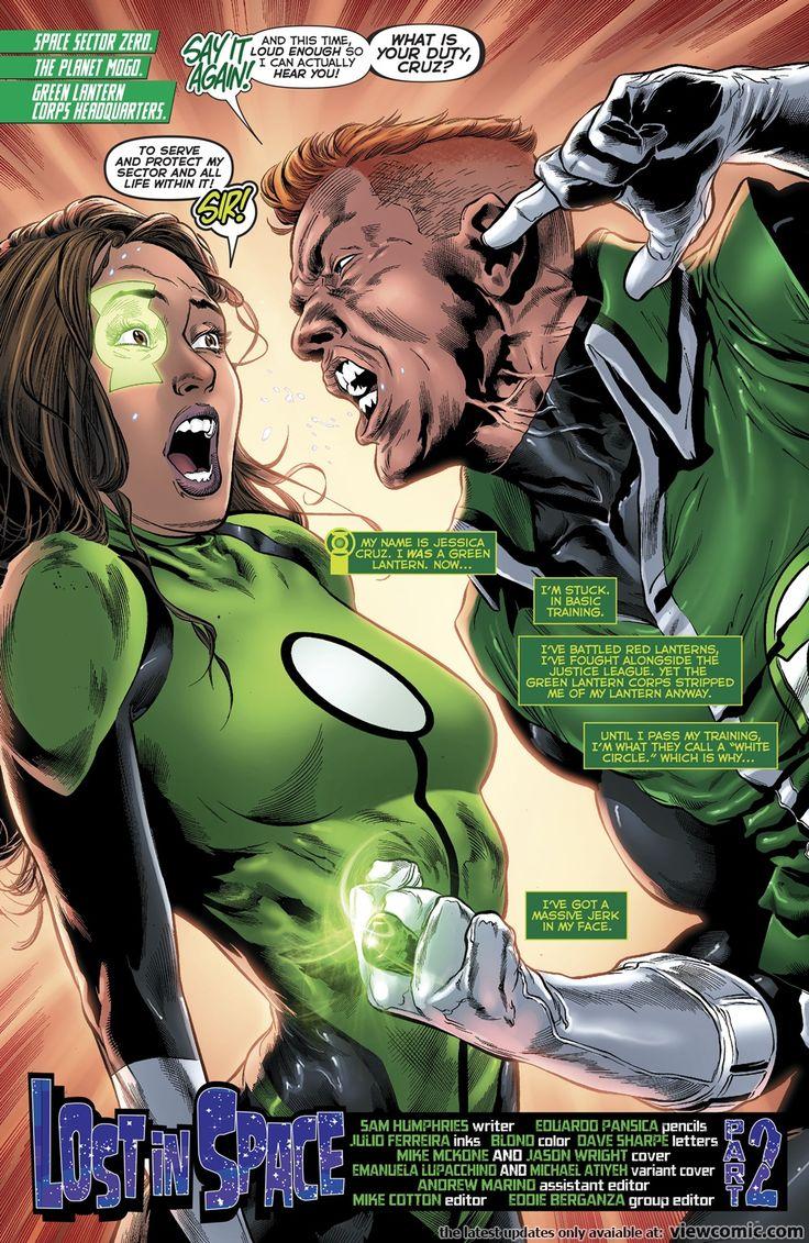 Green Lanterns 023 (2017) ……………………… | View Comic