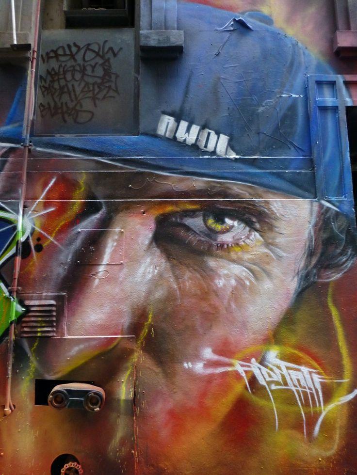 Adnate, Melbourne
