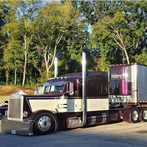 Sex semi truck sleeper
