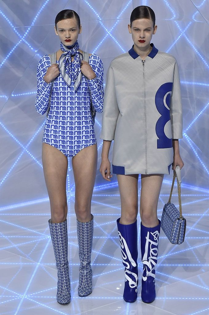London Fashion Week - Anya Hindmarch