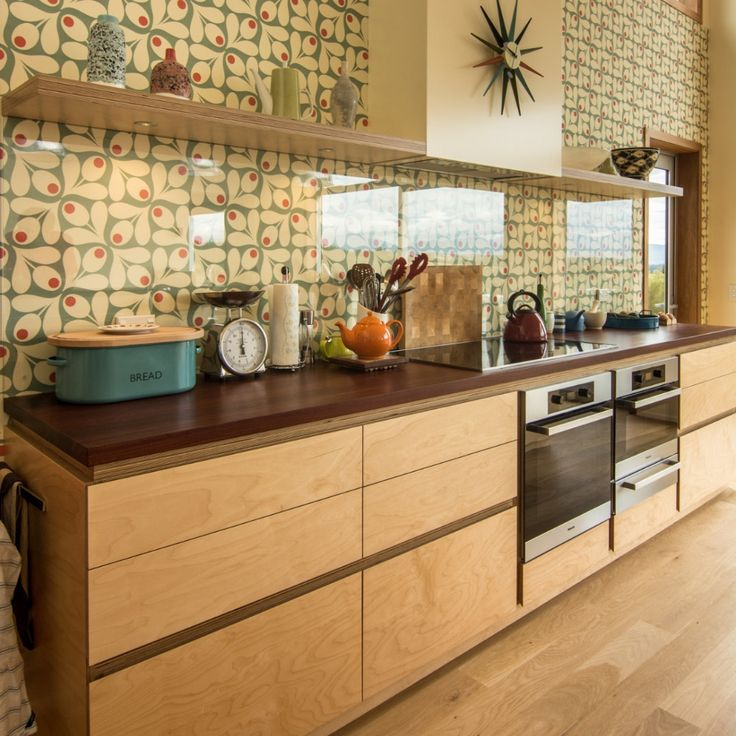 34 Best Plywood Kitchens Images On Pinterest