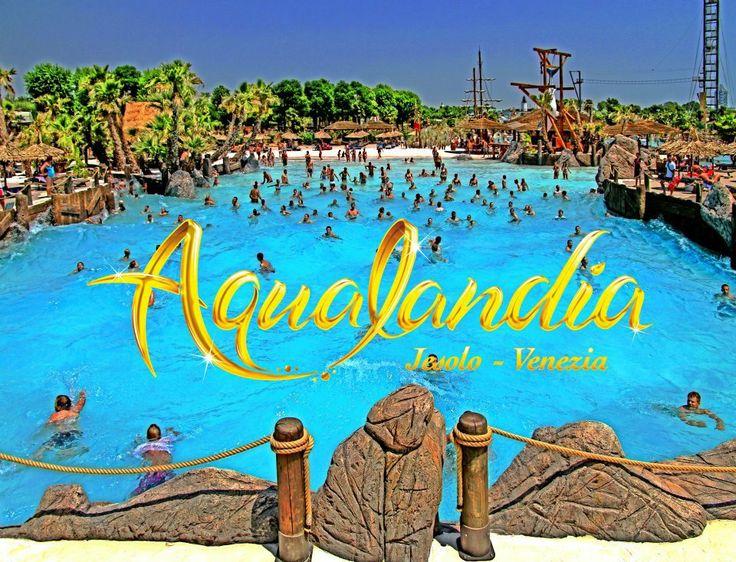 #Parco acquatico #Aqualandia (200mt dall'Hotel Domingo) #water Park #Wasserpark #Parc aquatique #Аквапарк