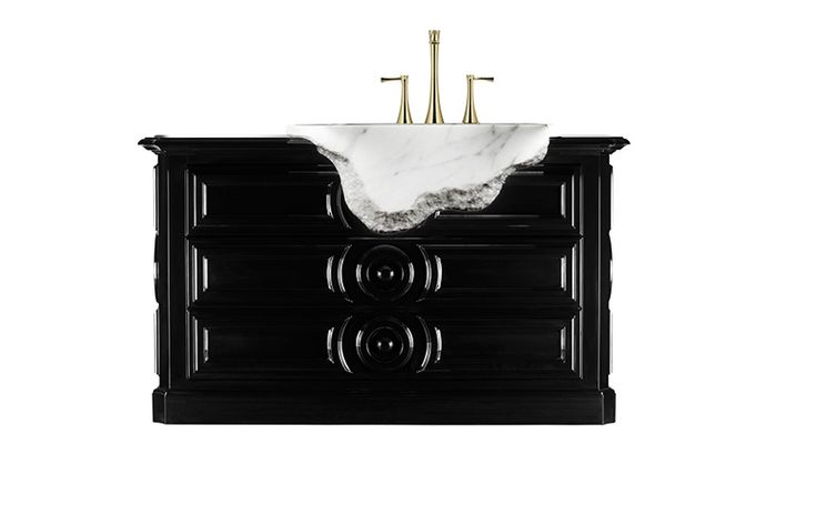 Maison Valentina Launched New Luxury Bathroom Furniture Pieces ➤ To see more news about Luxury Bathrooms in the world visit us at http://luxurybathrooms.eu/ #luxurybathrooms #interiordesign #homedecor  @BathroomsLuxury @bocadolobo @delightfulll @brabbu @essentialhomeeu @circudesign @mvalentinabath @luxxu @covethouse_