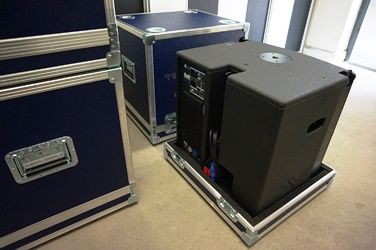 FLIGHTCASE SRL: DB TECHNOLOGIES MS12