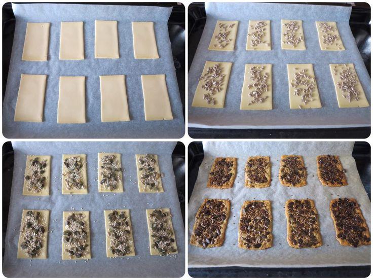 Wist je dat je heel makkelijk zelf kaascrackers kunt maken zonder suiker? Kijk voor de aardigheid eens op de verpakking van crackers, dan kom je al snel tot de conclusie dat bijna alle crackers toe…