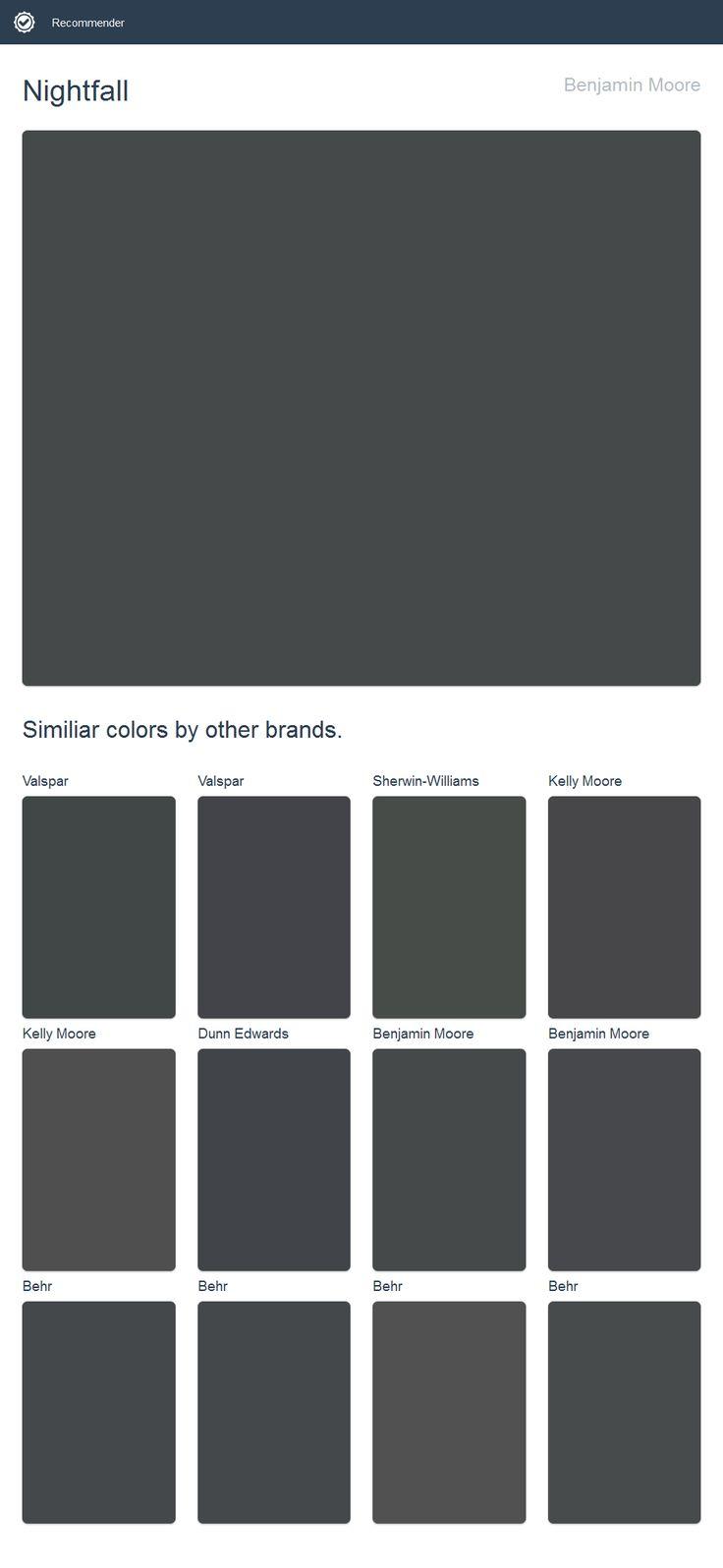 Dutch Boy Gray Paint Colors