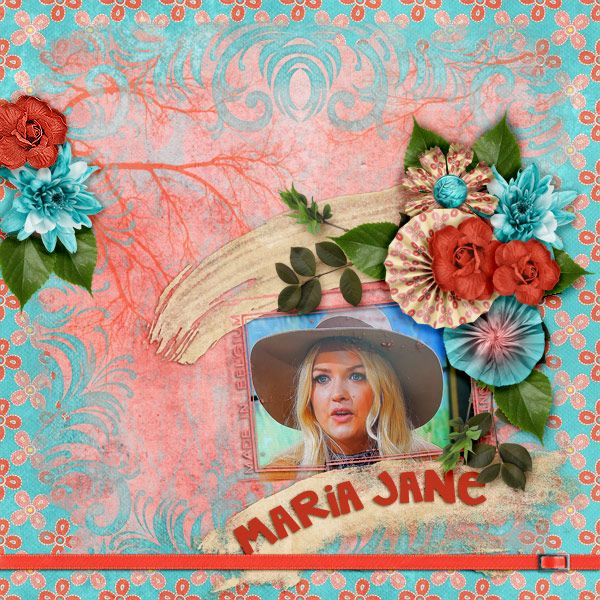 Created with Bohemian Style Bundle by Over The Fence Designs.