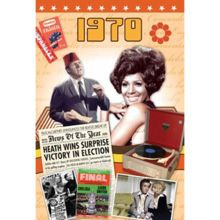 1970 DVD Card