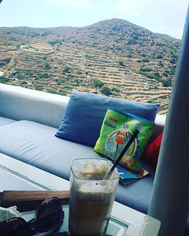 Goodmorning from beautiful Sifnos😊 #Greece #Sifnos #stemaworld