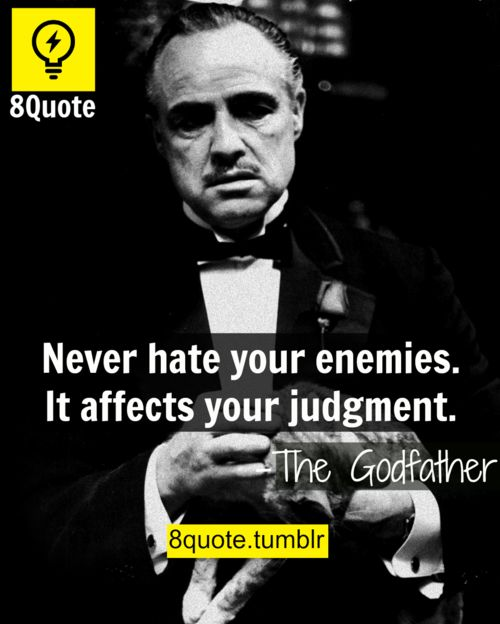 The Godfather Quotes About Family: Godfather Quotes. QuotesGram