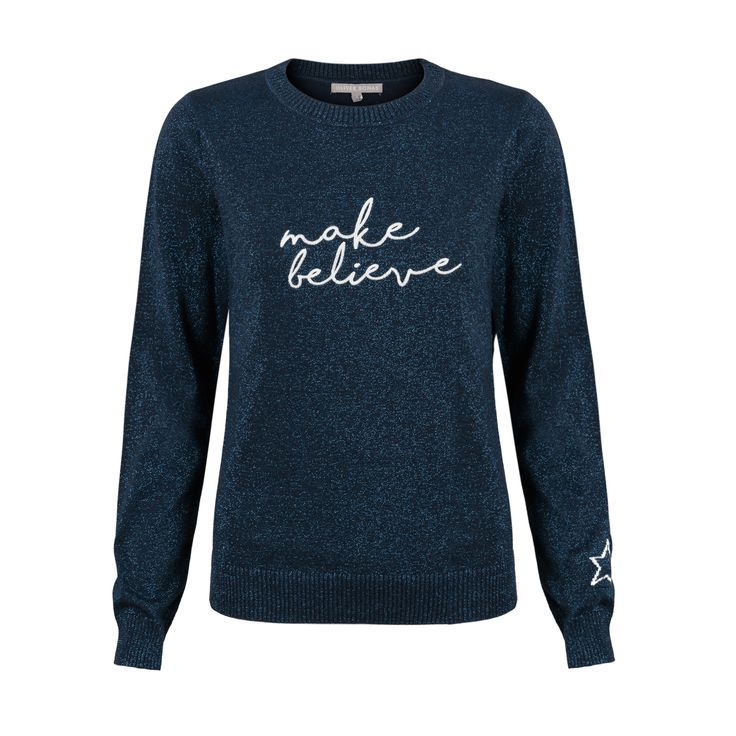 Buy the Make Believe Jumper at Oliver Bonas. Enjoy free worldwide standard delivery for orders over £50.