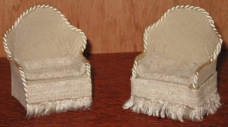 No Sew chairs...and they are CUTE!!!