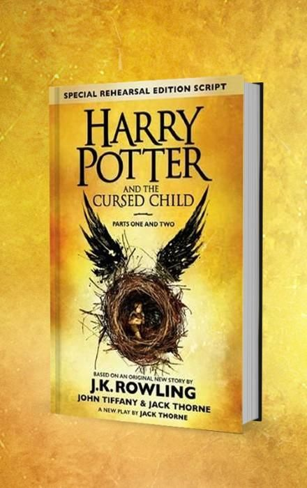 Harry Potter and the Cursed Child - Parts I and II : Harry Potter Series: Book 8 - J. K. Rowling