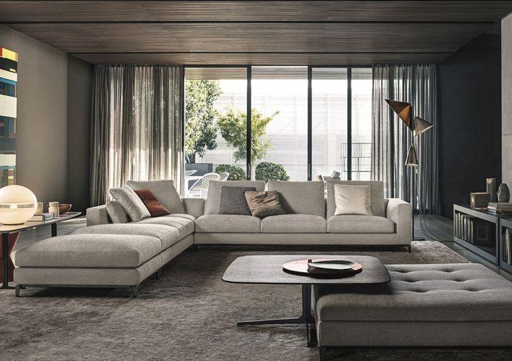 Minotti 2015 collection pesquisa google salons et for Furnish decorador de interiores