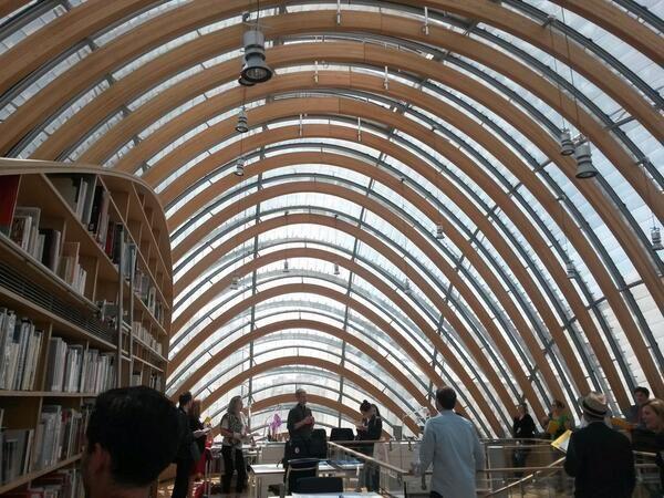 Fondation Pathé-Seydoux. Renzo Piano, arch.