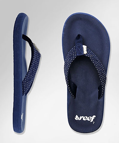 Reef flip flops are a must have, I'm obsessed with them!