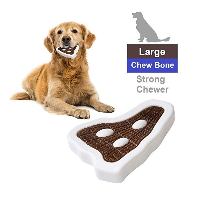 Eetoys Dog Chew Toys For Aggressive Chewers Nearly Indestructible