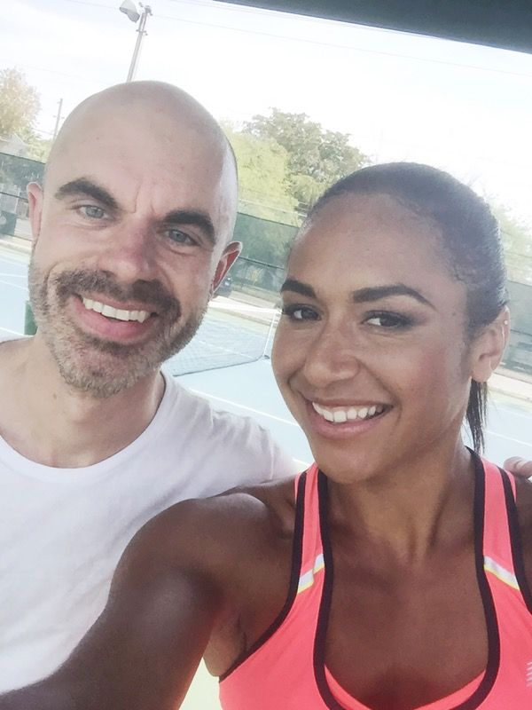 48 Hours in Miami: On Set with Pro Tennis Player Heather Watson Part 2