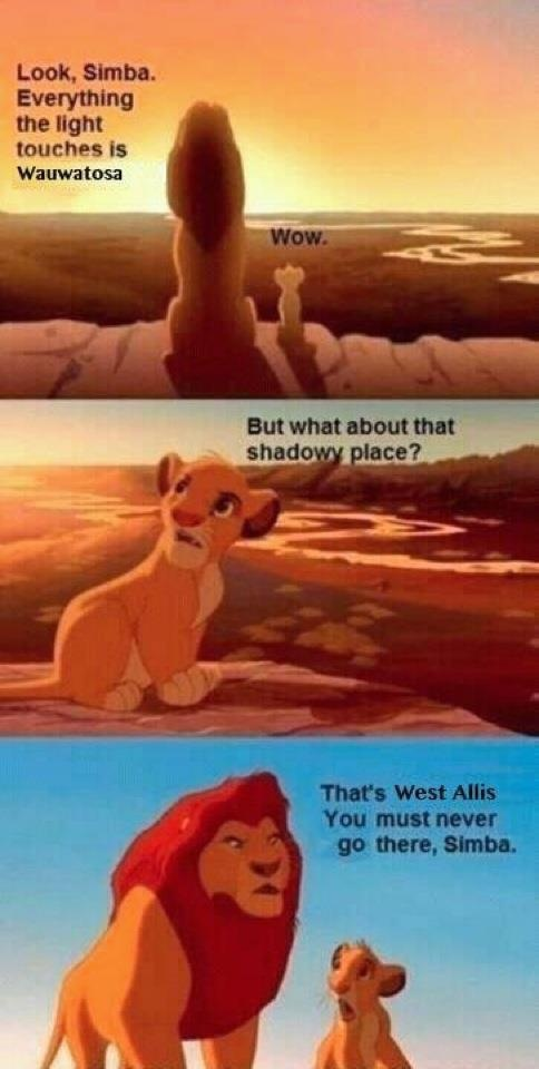 I LOVE WisconsinMemes, Bays Area, Lion Kings, The Bays, Truths, So True, Places, So Funny, San Francisco