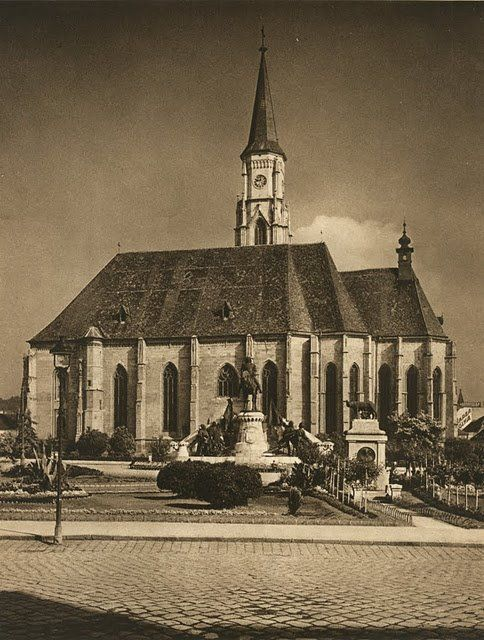 Cluj - Biserica Mateias
