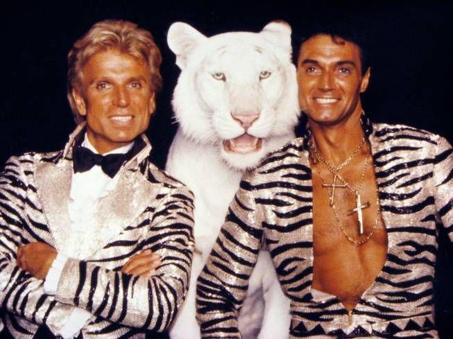 tiger show in las vegas