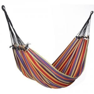 Double Camping Tree Strap Sleeping Hammock
