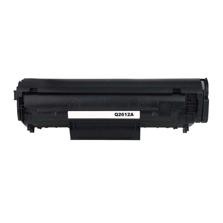 N 1PK Compatible Q2612A Toner Cartridge For HP LaserJet 1010 1012 1015 1018 1020 1022 1022N