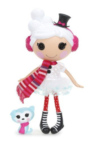 Toys For Winter : Amazon lalaloopsy doll winter snowflake toys