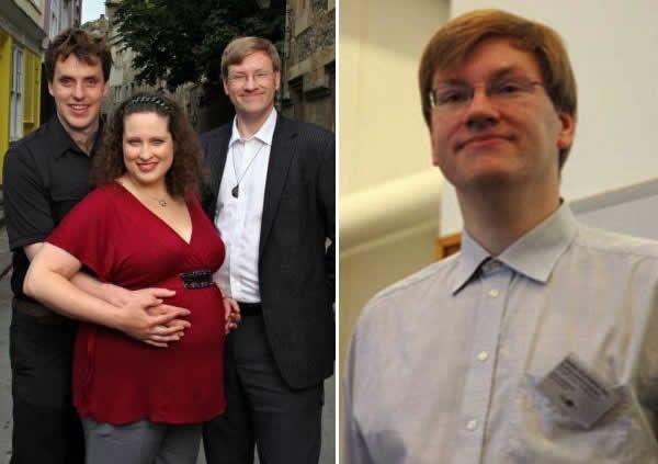 De drie wetenschappers van de Universiteit van Oxford die betalen cryogeen worden bewaard