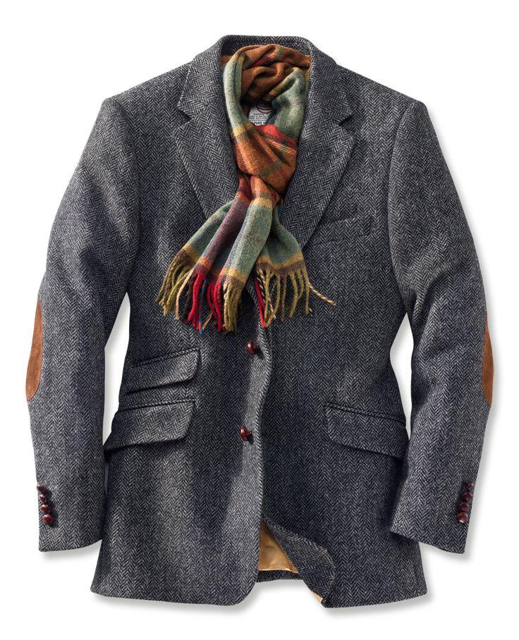 Sakko aus Harris Tweed bestellen - THE BRITISH SHOP - englische Herrenkleidung online günstig kaufen