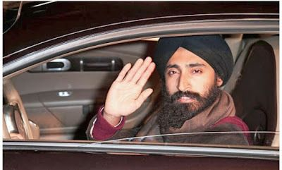 Sikh  World:  Preparing the world for the Turban legendhe ordea...