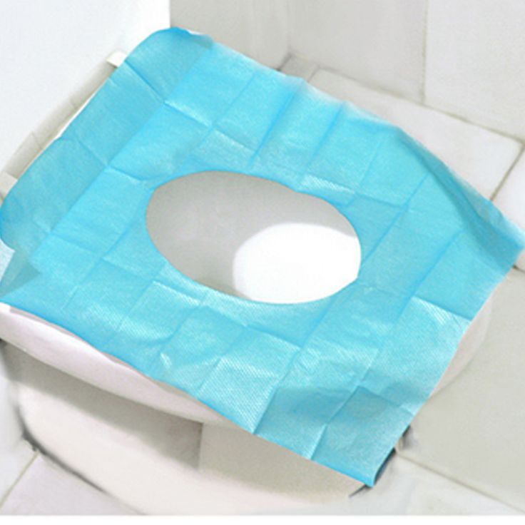 turquoise toilet seat cover. High Quality 10Pcs lot Travel disposable toilet seat cover mat 100  waterproof paper 25 unique Toilet covers ideas on Pinterest seats