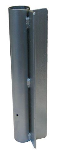 how to make fflag pole holder