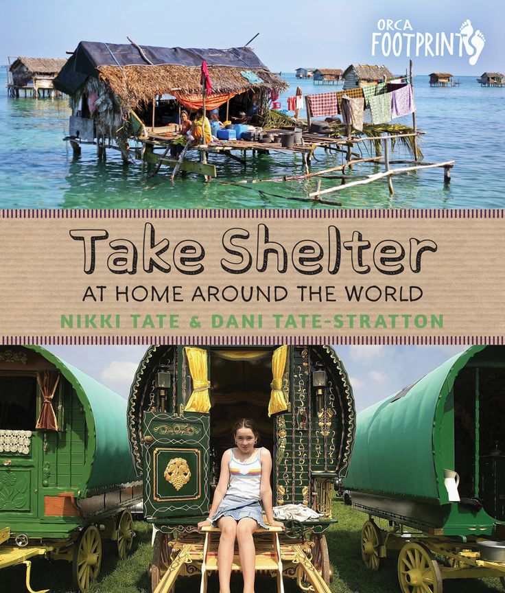Everywhere people live, they adapt to their surroundings and create unique environments, using innovative techniques to provide that most basic of needs: shelter.
