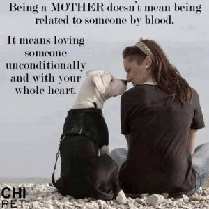 Being a mother… by BlackOrchid