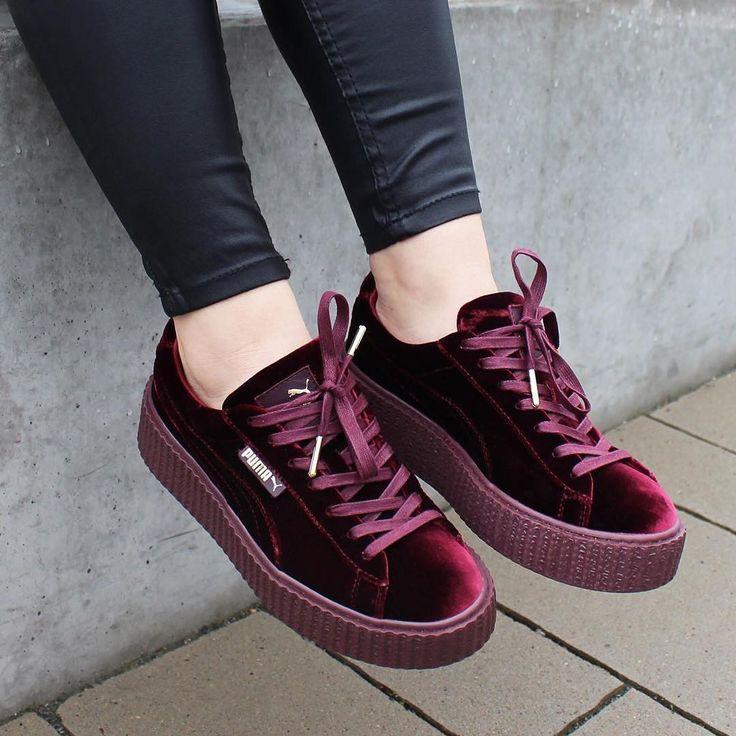 Sneakers women - Puma Fenty (©justnotherblog)