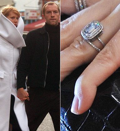 gwyneth paltrow weddin... Gwyneth Paltrow Engagement Ring