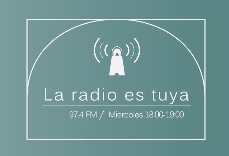 La radio es tuya.
