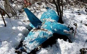 Third suspected N. Korean drone found crashed in South Korea:  The unmanned drone that was discovered on a mountain in Samcheok, South Korea, on April 6u (AP Photo-A .lll. believed to have originated from North Korea was discovered on a mountainside in northeastern South Korea, the third such unmanned vehicle found in two weeks.